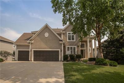 Olathe Single Family Home For Sale: 11020 S Barth Road