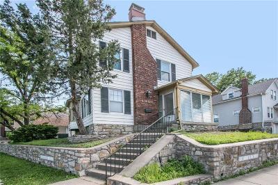 Kansas City Single Family Home For Sale: 115 E 49th Street