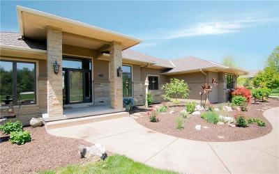 Johnson-KS County Single Family Home For Sale: 15740 Parkhill Street