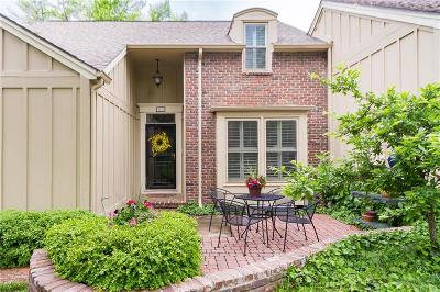 Leawood Condo/Townhouse For Sale: 4312 W 111th Terrace