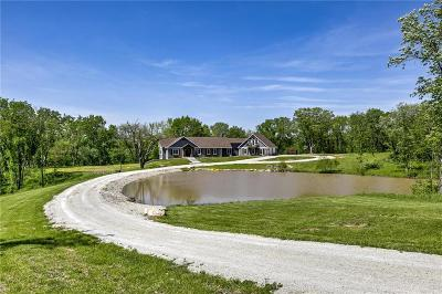 Harrison County Single Family Home For Sale: 19591 W 295th Place #A