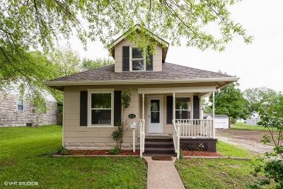 Butler Single Family Home For Sale: 508 W Dakota Street