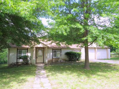 Jackson County Single Family Home For Sale: 807 N Allen Road