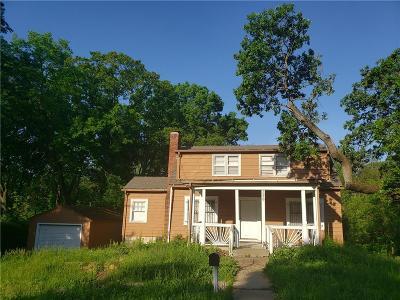Kansas City Single Family Home For Sale: 7570 Olive Street