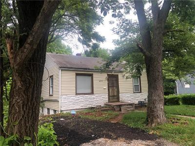 Kansas City Single Family Home For Sale: 3345 Kensington Avenue