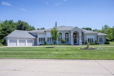 St Joseph Single Family Home For Sale: 3407 N Pointe Drive