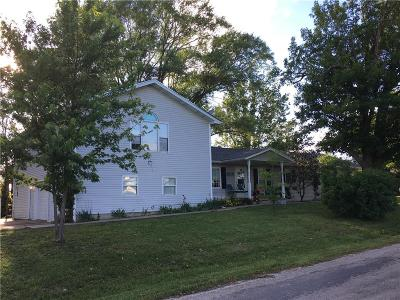 Butler Single Family Home For Sale: 1796 NW County 2001 Road