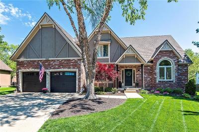 Overland Park KS Single Family Home For Sale: $360,000