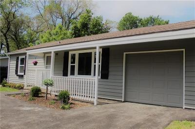 Single Family Home For Sale: 7106 Nall Avenue