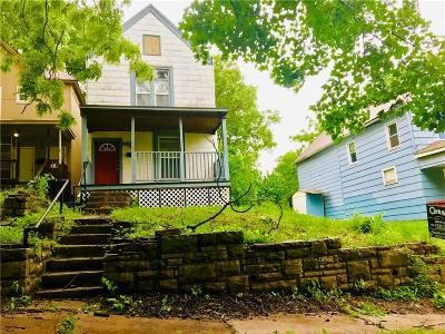 Kansas City Single Family Home For Sale: 3610 Smart Avenue