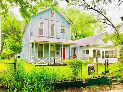 Kansas City Single Family Home For Sale: 4628 E 8th Street