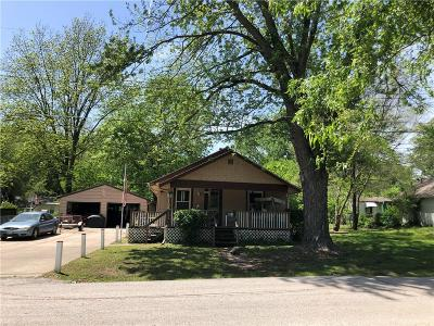 Excelsior Springs MO Single Family Home For Sale: $79,900