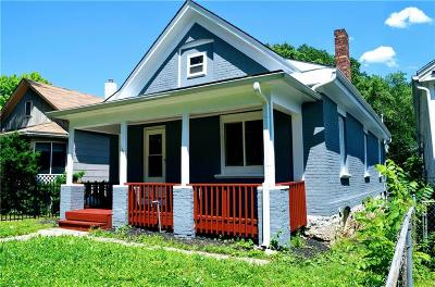 Kansas City Single Family Home For Sale: 347 Oakley Avenue