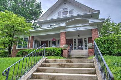 Warrensburg Single Family Home For Sale: 314 E Gay Street
