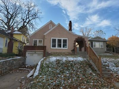 Wyandotte County Single Family Home Auction: 4035 Silver Avenue