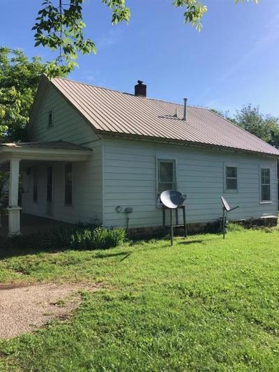 Bourbon County Single Family Home For Sale: 817 S Scott Avenue