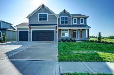Overland Park KS Single Family Home For Sale: $484,839