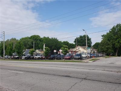 Kansas City Commercial For Sale: 7600 Troost Avenue