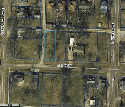 Pettis County Residential Lots & Land For Sale: 1615 E 5th Street