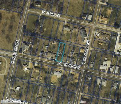 Pettis County Residential Lots & Land For Sale: 416 W Johnson Street