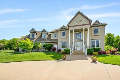 Overland Park Single Family Home For Sale: 15701 Parkhill Street