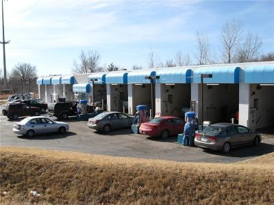 Independence Commercial For Sale: 12939 E Us 40 Highway