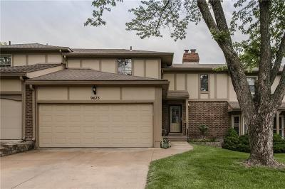 Overland Park Condo/Townhouse Show For Backups: 9675 Reeder Street
