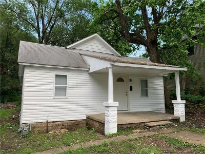 Bourbon County Single Family Home For Sale: 119 S Barbee Street