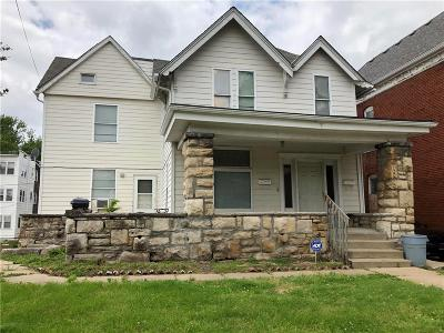 Jackson County Multi Family Home For Sale: 528 Bellefontaine Avenue