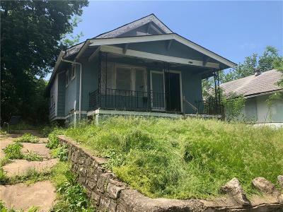Kansas City Single Family Home For Sale: 5611 E 27th Street
