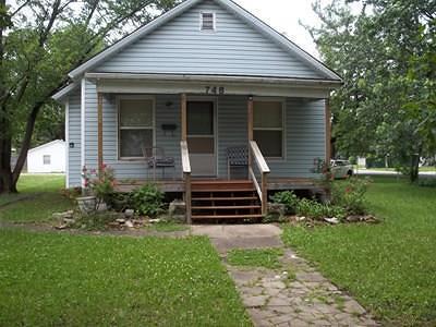 Bourbon County Single Family Home For Sale: 748 S Holbrook Street