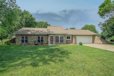 Cass County Single Family Home For Sale: 607 Arena Drive