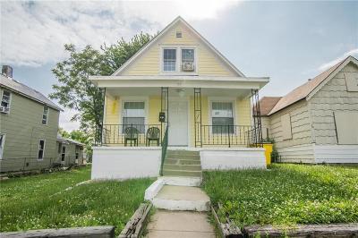Kansas City Single Family Home For Sale: 35 S 8th Street