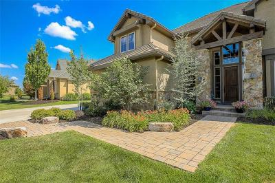 Overland Park Single Family Home For Sale: 16461 Bond Street