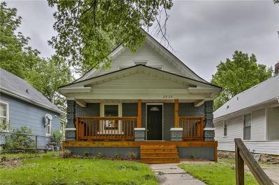Kansas City Single Family Home For Sale: 2923 Askew Street