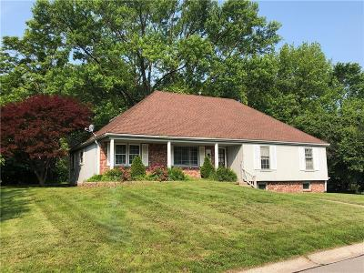 Single Family Home For Sale: 6404 NW Nodaway Drive
