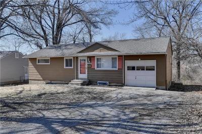 Kansas City Single Family Home For Sale: 8604 Crystal Avenue