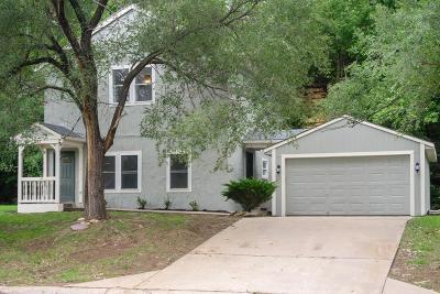 Sugar Creek Single Family Home For Sale: 407 Ridge Drive