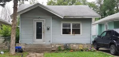 Kansas City Single Family Home For Sale: 805 Monroe Avenue