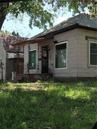 Kansas City Multi Family Home For Sale: 1807 Metropolitan Avenue