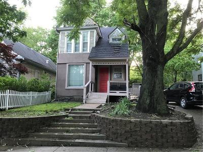 Kansas City Single Family Home For Sale: 3122 McGee Street