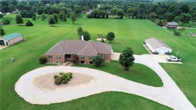Johnson-KS County Single Family Home For Sale: 5775 W 199th Street