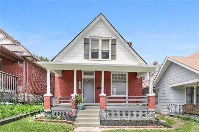 Kansas City Single Family Home For Sale: 3532 Saint John Avenue