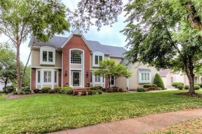 Leawood Single Family Home For Sale: 12529 High Drive