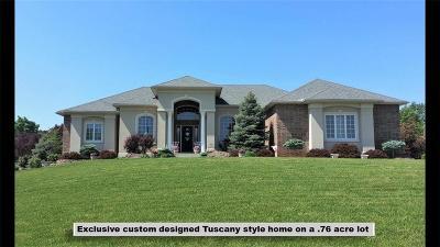 Warrensburg Single Family Home For Sale: 1408 Charleston Court