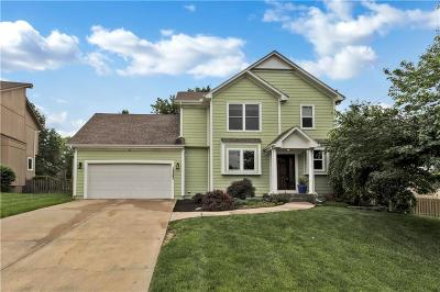 Olathe Single Family Home For Sale: 13997 W 146th Street