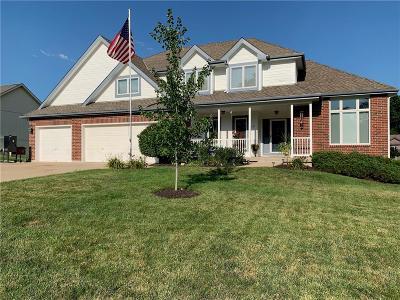 Kansas City Single Family Home For Sale: 4137 N 111th Street
