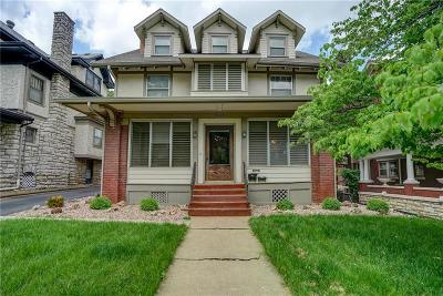 Kansas City Multi Family Home For Sale: 3618 Pennsylvania Avenue