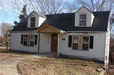 Kansas City Single Family Home For Sale: 5131 Rinker Road