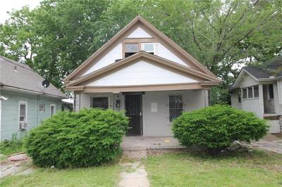 Kansas City Single Family Home For Sale: 2512 Quincy Street